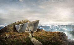 zaha hadid to design the final messner mountain museum