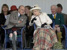 Enduringly popular: The Queen took second place, while the Duke of Edinburgh was tied with Charles in fifth