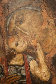 Byzantine Art, Byzantine Icons, Religious Icons, Religious Art, Orthodox Prayers, Art Icon, Orthodox Icons, Blessed Mother, Sacred Art
