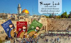 Books from Roger Lenk, Bagels and Cream Cheese A Messianic Jewish Handbook Combo, Romance Of The Hebrew Calendar, Bible School Podcast all available from Roger Lenk Great Life, Live Your Life, Diversity, Did You Know, Knowing You, Mental Health, Meant To Be, Improve Yourself, Lord