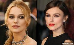 Estas celebridades prueban que el color de tu cabello lo es todo