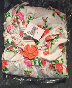 NWT Ladies PJ Couture Cami & Capri Pants Pajama Set - White Floral- Size Medium #PJCouture #PajamaSets