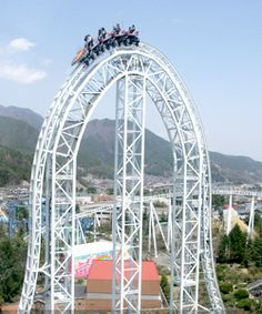 Famous Roller Coaster