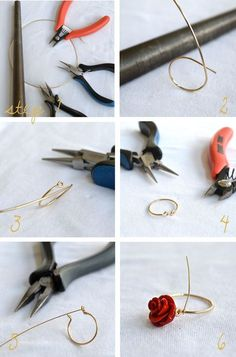 make rings