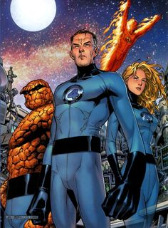 Fantastic Four by Jim Cheung