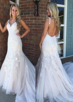 Discount Luscious Wedding Dresses Lace Gorgeous Mermaid White Lace Appliques Long Wedding Dress With Open Back Appliques Wedding Dress, Open Back Wedding Dress, Mermaid Wedding Dress, Lace Wedding Dress, White Wedding Dress Wedding Dresses 2018 How To Dress For A Wedding, White Lace Wedding Dress, Open Back Wedding Dress, Western Wedding Dresses, Wedding Dresses 2018, Lace Mermaid Wedding Dress, Perfect Wedding Dress, Elegant Wedding Dress, Mermaid Dresses