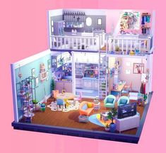 (3) 💕Crafters Dollhouse💕Some paintings are from Strudeltoaster on the gallery✨NOCC : TheSimsBuilding Sims 4 Teen, Sims 4 Toddler, Sims Cc, Sims 4 House Plans, Sims 4 House Building, Sims 4 Loft, Sims 4 Cheats, Sims 4 House Design, Casas The Sims 4