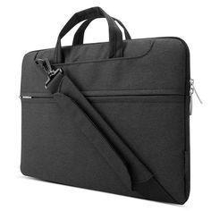 Macbook Air 11 Travel Bag, 11 inch Bacbook Air Bag, Macbook Air 11 inch Shoulder Bag, Umiko(TM) Laptop Notebook Sleeve Case Carry Bag Pouch Laptop Bag For Macbook Air 11 - Black Macbook Air Pro, Macbook Air 11 Inch, Macbook Air Cover, Laptop Shoulder Bag, Shoulder Strap Bag, Laptop Pouch, Laptop Bags, Notebook Sleeve, Notebook Laptop
