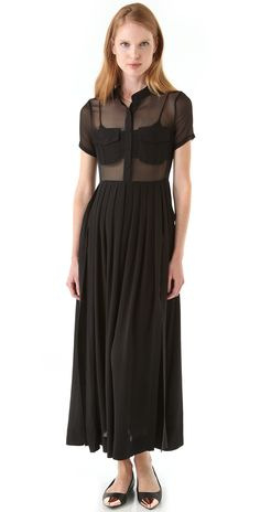 Jasmine Maxi Shirtdress  where can i find dresses  http://wherecanifinddresses.com/