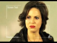 Lana Parilla's Brief Screen Test for Evil Queen (OUAT Special)