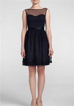 Interesting style and good price for bridesmaids dresses.