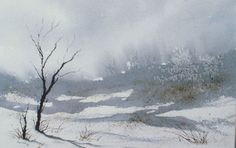 Impression of Winter Storm