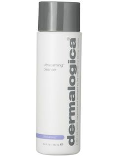 Dermalogica Ultracalming Cleanser: Best face wash EVER, especially for sensitive skin. You can use it without water.