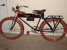 Antique Bikes On Ebay Motobik Vintage Early Bike