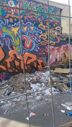urbanartbomb #graffiti #bombing #graff #streetart - http://urbanartbomb.com/hamburg-germany-graffiti-bombing-tagging-burner-piece-48/ - graffiti - Urban Art Bomb