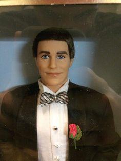 NIB NRFB 2001 Barbie Collector Edition 40th Anniversary Ken Barbie Collectibles | eBay