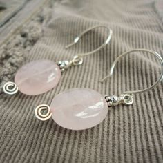 Hey, I found this really awesome Etsy listing at http://www.etsy.com/listing/112696569/rose-quartz-earrings-in-sterling-silver