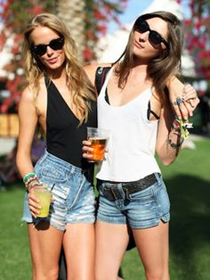 Let us help you pack for the biggest summer music festivals in the country -- each with its own vibe and style