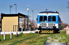 CRÓNICA FERROVIARIA: La Plata: Impulsan la extensión del Tren Universit...