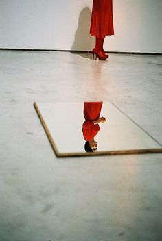 mirror fashion photography - Google Search