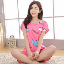 Like and Share if you want this  Women Pajamas Sets Homewear Clothes for Women Summer Shorts pajamas sets women's pajamas Short Sleeved Sleepwear Girls Pyjamas     Tag a friend who would love this!     FREE Shipping Worldwide     #Style #Fashion #Clothing    Get it here ---> http://www.alifashionmarket.com/products/women-pajamas-sets-homewear-clothes-for-women-summer-shorts-pajamas-sets-womens-pajamas-short-sleeved-sleepwear-girls-pyjamas/