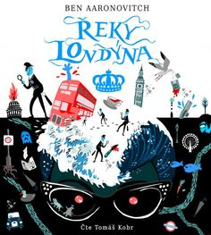 Ben Aaronovitch : Rivers of London book cover :: Detail galerie :: Ktaiwanita Fandom Tattoos, Fandoms, Fantasy, Reading, Books, Rivers, Movies, Movie Posters, Book Covers