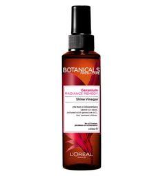 L'Oréal Botanicals Geranium Radiance Remedy Shine Vinegar 150ml