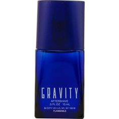 Gravity Aftershave By Coty For Men