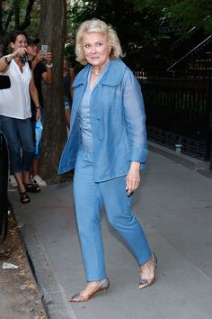 Candice Bergen (Photo by Taylor Hill/GC Images)  via @AOL_Lifestyle Read more…