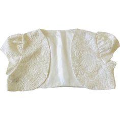 Excited to share this item from my #etsy shop: Girls Soft White Cap Sleeve girls lace bolero #white #formalevent #shortsleeve #whitelacebolero #lacejacket #lacecardigan #flowergirllacetop #outerwearjacket #baptismalbolero