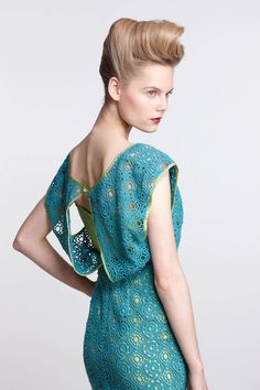 #Anthropologie Lace