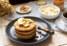 Banánové lievance s ovsenými vločkami (bez múky) | Recepty.sk