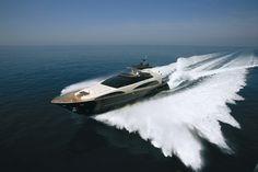 Riva Duchessa Motor Yacht — Yacht Charter & Superyacht News Sport Yacht, Yacht Boat, Pontoon Boat, Yacht Club, Riva Boot, Pershing Yachts, Riva Yachts, Boat Dealer, Yacht Cruises