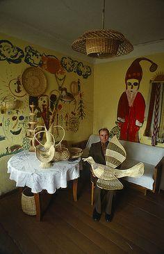 Lithuanian folk artist