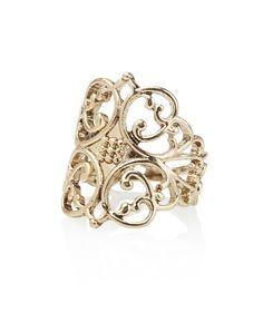 FILIGREE PYRAMID RING-Jewellery-Accessories