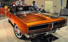 Photography — Awesome '69 Charger R/T