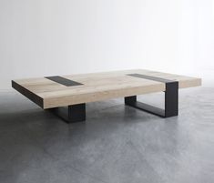 Clip coffee table de Van Rossum | Tables basses
