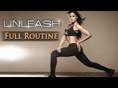 30 Mins Aerobic Dance Workout - Bipasha Basu Break free Full Routine - Full Body Workout - YouTube