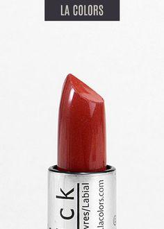 L.A. Colors - Purely Matte Lipstick - Brick