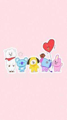 BTS wallpapers for iPhone Bts Yoongi, Bts Bangtan Boy, Gfriend And Bts, K Wallpaper, Wallpaper Keren, Bts Backgrounds, Aesthetic Backgrounds, Bts Drawings, Line Friends