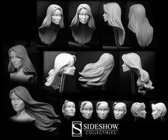 Sideshow Baroness by TrevorGrove on deviantART