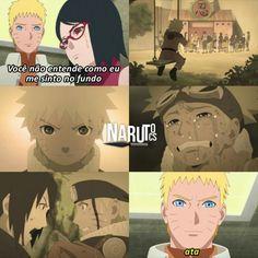 Nem vc é nem o Boruto tem o direito de falar isso, sendo que VCS que não entendem o Naruto