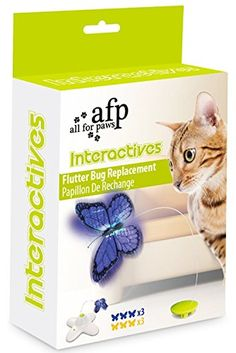 Butterfly Refill Pack Box Contains 6 Butterflies *** Want to know more, click on the image.-It is an affiliate link to Amazon. #CatScratching