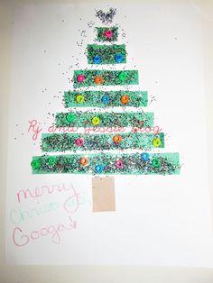 Sunday Snapshot: Painting and Christmas crafts!