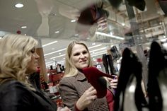 Shopping's Great Age Divide - Younger Generations Approach Holidays With Smartphone Tactics; Mom and Dad Clip Coupons