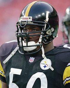 ecc4464607a Earl Holmes. Jean Lefebvre · Pittsburgh Steelers