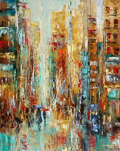Debra Hurd's painting. Would love to own one.