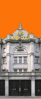 His Majesty's, Aberdeen