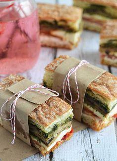 29 incredible gourmet sandwich