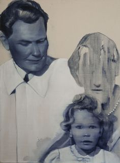 Artwork by Giulia Andreani Sketchbook Inspiration, Painting Inspiration, Art Inspo, Nostalgia Art, Drawing Now, Portraits, Figure Painting, Photo Manipulation, Art World